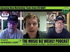 Ep. 282 CD Baby Provides Amazing New Free Marketing Tools from Show.co to Artists   Michael Brandvold Marketing
