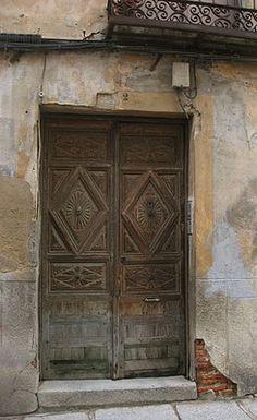 My front doors