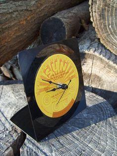 Elvis Presley  Sun Records  repurposed vinyl by recyclemania, $20.00