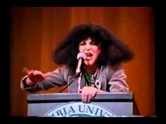 Gilda Radner SNL Commencement    Columbia School of Journalism