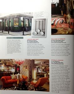 The word has spread to Singapore - Home & Decor feature us