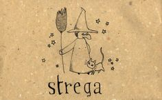 Learning Italian Language ~ Strega (witch) IFHN