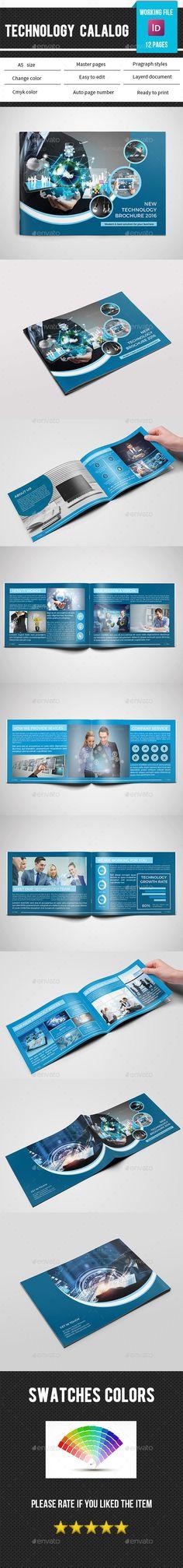 Technology Catalog/Brochure-V191 #technology #catalog #brochure