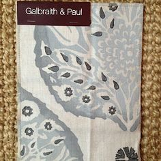 Galbraith & Paul