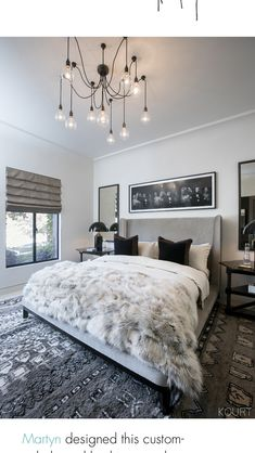 Transitional Bedroom Ideas - We have included so many bedroom designs currently and without a doubt, you still such as to see more due to the fact that we never ever get sufficient of bedroom interior design ideas that . Dream Rooms, Dream Bedroom, Home Bedroom, Bedroom Ideas, Bedroom Black, Couple Bedroom Decor, Winter Bedroom Decor, 1920s Bedroom, Taupe Bedroom