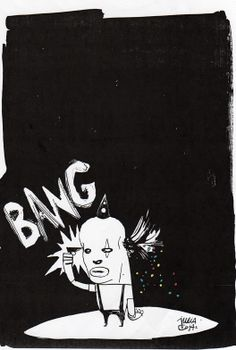 BANG!  • Julia Cejas