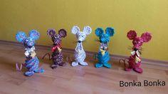 Bláznivé myši k Novému roku 2015 :-)
