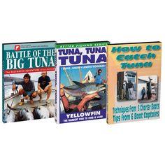 Bennett DVD - Tuna Tips DVD Set - https://www.boatpartsforless.com/shop/bennett-dvd-tuna-tips-dvd-set/
