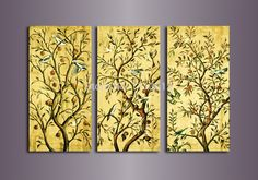 Spring Painting of Trees and Birds - Yahoo Image Search Results