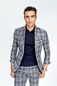 This Summer's Coolest Suit Is Lightweight, Loud, and Plaid