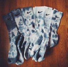 Styles on Nike Tie Dye Dri Fit Socks by Socque on Etsy, Nike often refers to: Nike may also refer to: Tie Dye Outfits, Nike Outfits, Fitness Outfits, Tie Dye Socken, Mali Mali, Look Fashion, Teen Fashion, Dri Fit Socks, Crew Socks