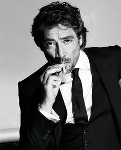 Javier Bardem. Especially in No Country for Old Men and Love in the Time of Cholera.