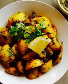 Low FODMAP Recipe and Gluten Free Recipe - Mexican potatoes http://www.ibssano.com/low_fodmap_recipes_mexican_potatoes.html