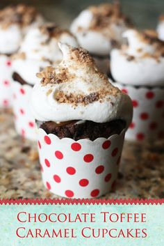 Banner Boutique: Chocolate Toffee Caramel Cupcakes or better than sex cake receipe