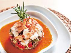 RATATOUILLE de Nury Gomez de Sucre. artic. De entrada, el jurado - Cocina y Sabor http://www.estampas.com/cocina-y-sabor/121125/de-entrada-el-jurado