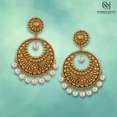 Picture from Balkishan Dass Jain Jewellers Photo Gallery on WedMeGood. Browse more such photos & get inspiration for your wedding Plan Your Wedding, Wedding Blog, Wedding Planner, Jewelery, Crochet Earrings, Chandigarh, Wedding Inspiration, Drop Earrings, Explore