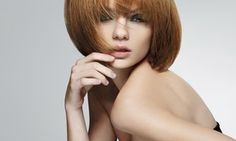 Groupon - Up to 61% Off Haircut with Optional Highlights at Mi Salon - YJ Rozean  in 1890 Ranch. Groupon deal price: $24