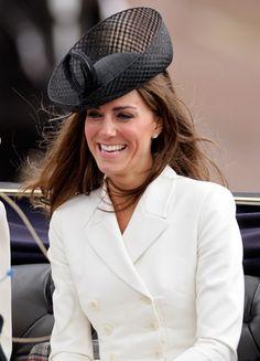 Kate Middleton Hat - Kentucky Derby inspo