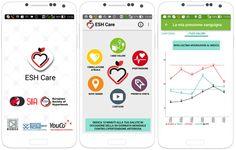 ESH Care – L'app per combattere l'ipertensione arteriosa