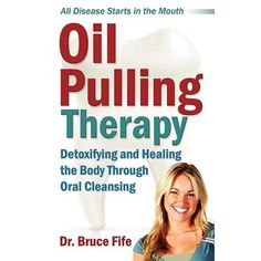 "Say ""good-bye"" to tooth decay, gum disease, bad breath, loose teeth, bleeding and receding gums and say ""hello"" to a bright white smile and healthy pink gums. How is this possible? With oil pulling! Never heard of it? Well, it's about time you had.    Oil pulling is simple. You put a spoonful of coconut oil into your mouth and swish it around for a period of 15 to 20 minutes. The oil is ""worked"" in the mouth by pushing, pulling, and sucking it through the teeth."