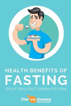 Fasting is becoming increasingly popular as a way to boost health. This article discusses the different types of fasting, along with some of their benefits. Nutrition Information, Fitness Nutrition, Health And Nutrition, Health Tips, Thyroid Diet, Fat Loss Diet, Intermittent Fasting, Natural Health, Free Food