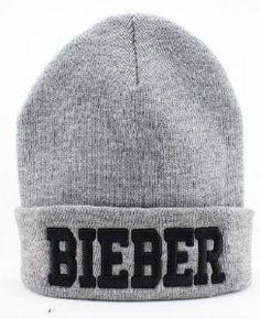 Justin Bieber Beanie (Gray with Black Logo) ı like it xxx Justin Bieber Beanie, Justin Bieber Costume, Justin Bieber Outfits, All About Justin Bieber, Magcon, Justin Bieber Merchandise, Grey Beanie, Cute Hats, Hes Mine