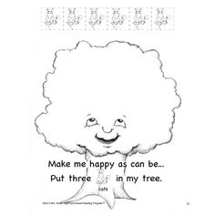 Sight Word Book:  A Happy Tree -Sight Words used in the book: A, Happy, Tree, Put, one, two, three, four, five, six, seven, eight, nine, ten, in, my, tree, you, can, see, have, made  Visit:  http://www.sightandsoundreading.com for more resources.