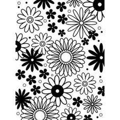 Embossing Essentials - Flower Frenzy