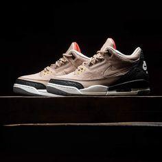 fe1762bc39c Air Jordan 3 Retro Black Brown JTH NRG