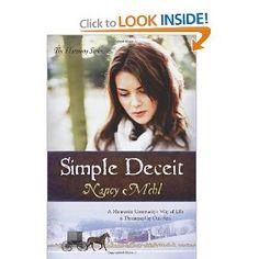 Simple Deceit by Nancy Mehl