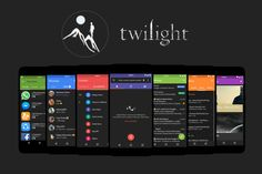 Twilight - CM13/CM12 Theme v1.8   Twilight - CM13/CM12 Theme v1.8Requirements: 5.0Overview: Twilight is a dark theme that is designed with at most care to theme every aspect of the applications in detail. It makes your phone look gorgeous. The colors used blend well with the semi-dark background that's been used overall in the theme. It includes many of the day to day used apps. You can check these in the screenshots below!  Twilight will be constantly updated and more & more apps will be…