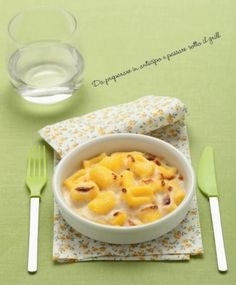 Gnocchi filanti di polenta e fontina