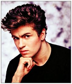 George Michael- beautiful, great talent. Dies 12.25.16 at 53. My favorite artist of all time. Sad on Christmas day.