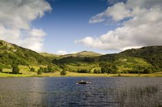 Tip: huur een bootje om in het Lake District te varen!