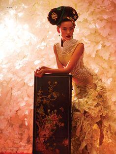 Narasi Musim Semi, Model: Dara, Photographer: Nicoline Patricia Malina, Stylist…