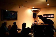【Liveレポ】4/6(木)秋田慎治 solo piano tour カフェときどきライブハウス 倉敷Penny Laneブログ