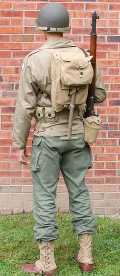 U.S. WWII Army Infantryman Package