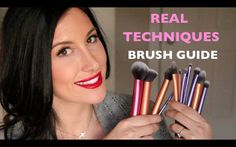 Real Techniques Brush Review/Demo