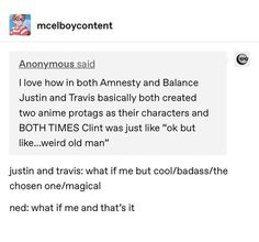 Adventure Zone Podcast, The Adventure Zone, Mcelroy Brothers, John Mulaney, I Cant Even, Text Posts, Tumblr Funny, Shakespeare, Dungeons And Dragons