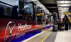 Air travellers advised to plan their route to airports and leave extra time due to Gatwick Express and Heathrow Express and Connect train service closures Customize My Car, London Airports, Gatwick Airport, Miniature Cars, Train Service, Car Museum, Travel, Connect, Viajes