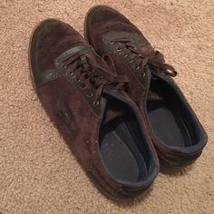 Men Lacoste shoes In good condition. Men size 9.5 Lacoste Shoes Sneakers