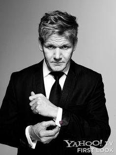 Gordon Ramsay in Emmy Magazine [Exclusive]