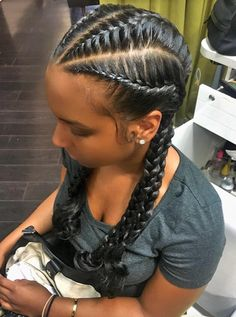 Nice braids via @Sabrina_Cp - http://community.blackhairinformation.com/hairstyle-gallery/braids-twists/nice-braids-via-sabrina_cp/