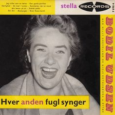 """Åh Åh"" Performed by Bodil Udsen Another Danish version of ""Volare"" (Italy @ ESC 1958)"