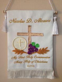 first communion banners | First_Communion_Banner_10