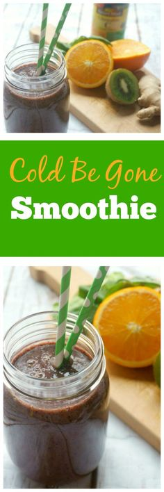 Cold Be Gone Smoothi
