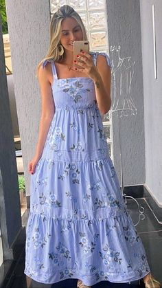 Modest Outfits, Casual Dresses, Fashion Dresses, Summer Dresses, Beautiful Maxi Dresses, Fashion Sewing, Maternity Dresses, Dress Patterns, Casual Looks