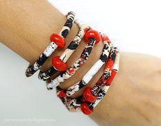 Paper straws bracelet - Journey into Creativity Paper Straws, Creativity, Journey, Bracelets, Color, Jewelry, Jewlery, Jewerly, Colour