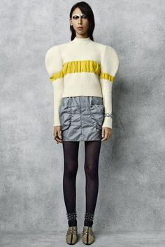 Défilé J.W Anderson Pré-collections automne-hiver 2016-2017