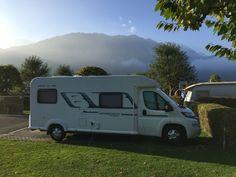 Camping Lazy Rancho, Interlaken, Switzerland and Bailey Approach Advance 665 @baileyofbristol